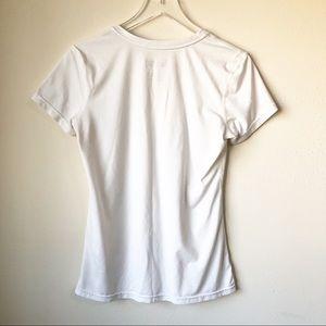 Nike Tops - Nike | White short sleeve dri-fit tee shirt